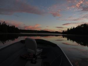 Just Before Sunrise